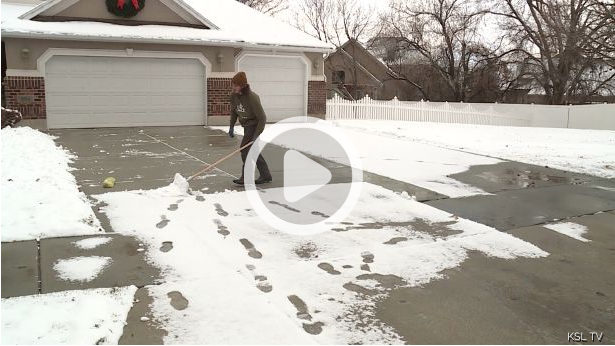SnoHub App Connects Homeowners With People Who Clear Snow