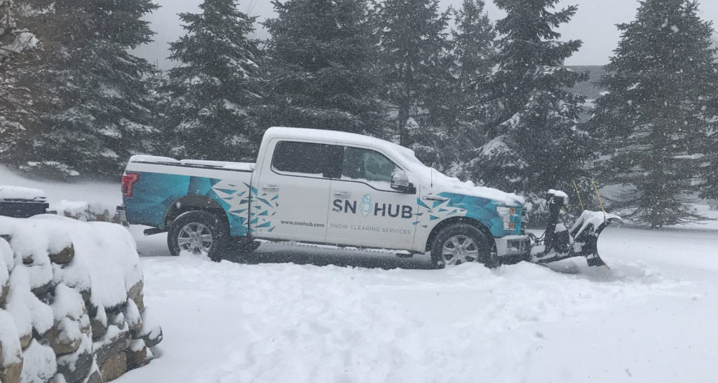 SnoHub Brings Snow Removal To Michigan